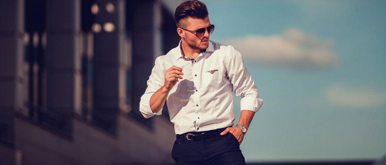 Модні літні чоловічі сорочки 2021-2022