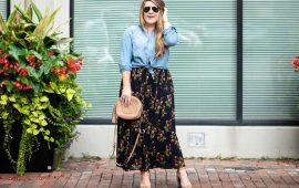 Без ограничений: модные летние юбки для полных женщин 2020