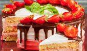 Оригінальні привітання з Всесвітнім днем торта 2020