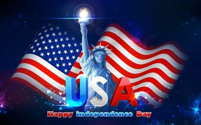 US Independence Day Greetings