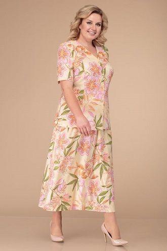 Без ограничений: модные летние юбки для полных женщин 2020 54