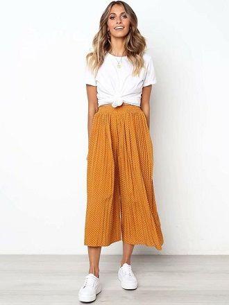 Літні штани на резинці: зручний і трендовий одяг в сезоні 2021-2022 32
