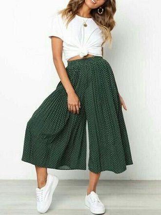 Літні штани на резинці: зручний і трендовий одяг в сезоні 2021-2022 31