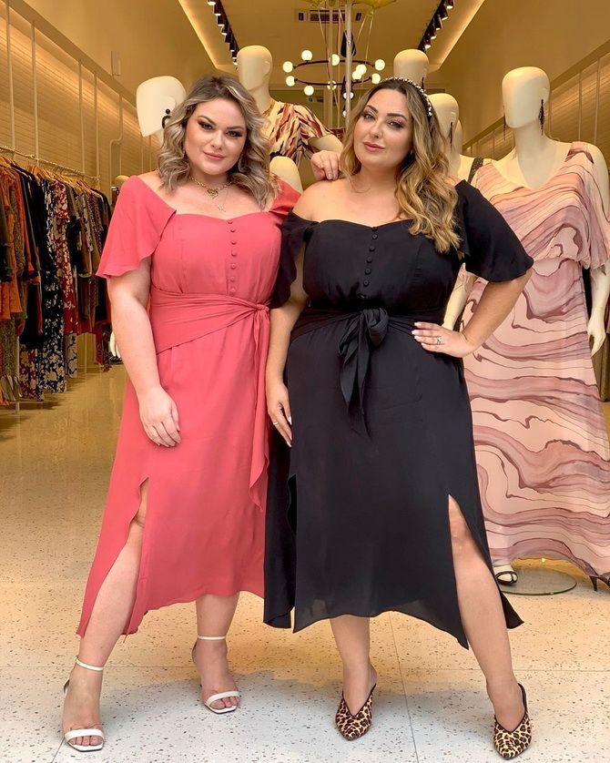 Модные платья с разрезом: лучшие фасоны и силуэты 2020-2021 года 17