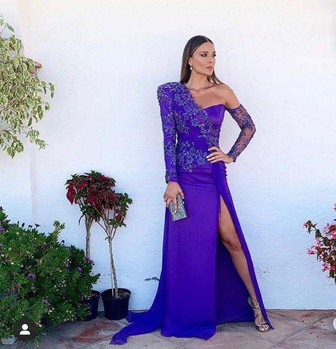 Модные платья с разрезом: лучшие фасоны и силуэты 2020-2021 года 24
