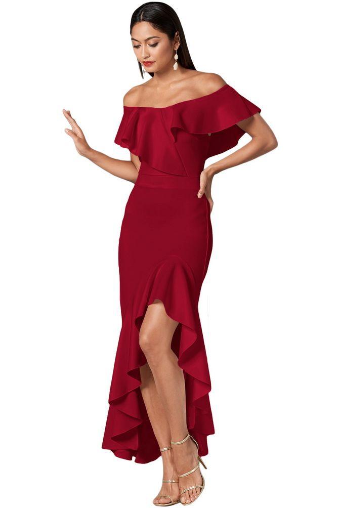 Модные платья с разрезом: лучшие фасоны и силуэты 2020-2021 года 36