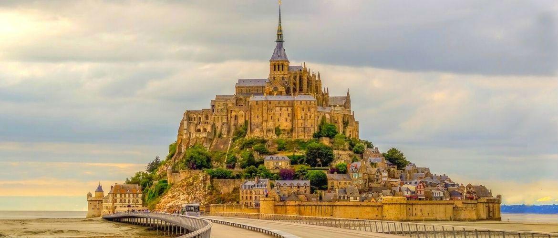 Интересные факты о Мон-Сен-Мишель