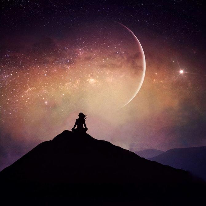 Новолуние в июле 2020: магия чисел и заветное желание при молодой Луне 1