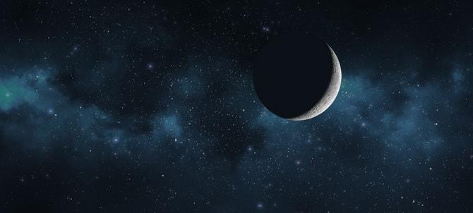Молодик в липні 2020: магія чисел і заповітне бажання при молодому Місяці 3