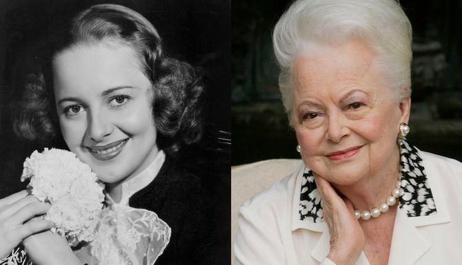 Актриса легендарного фільму «Віднесені вітром» померла у віці 104 років 5