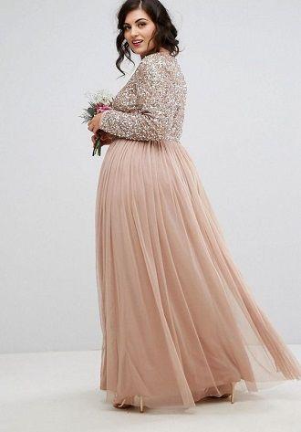 Без ограничений: модные летние юбки для полных женщин 2020 12