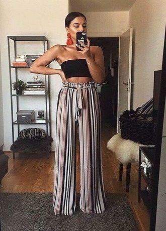 Літні штани на резинці: зручний і трендовий одяг в сезоні 2021-2022 28