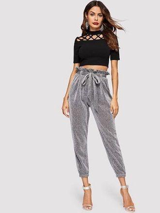 Літні штани на резинці: зручний і трендовий одяг в сезоні 2021-2022 44