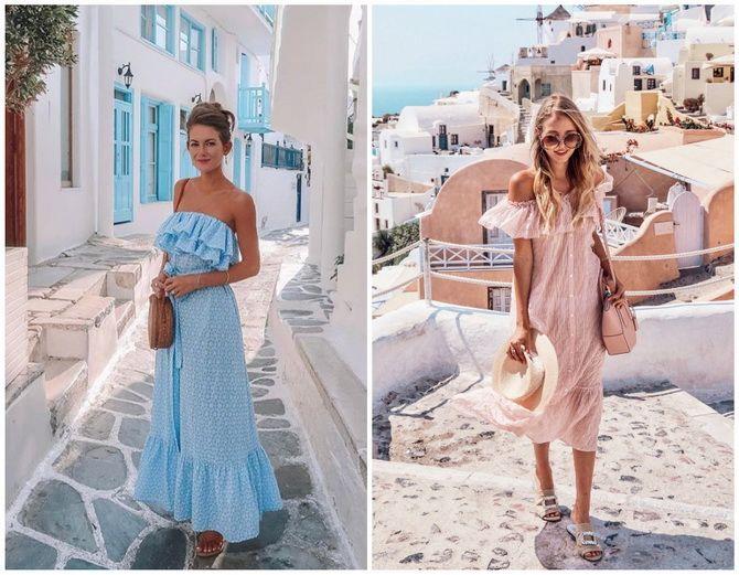 Літня романтика: обираємо сукню 2021-2022 року з відкритими плечима 12
