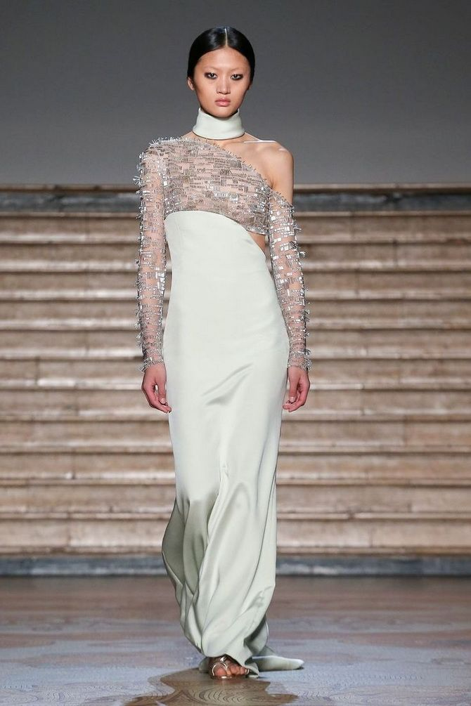 Літня романтика: обираємо сукню 2021-2022 року з відкритими плечима 28