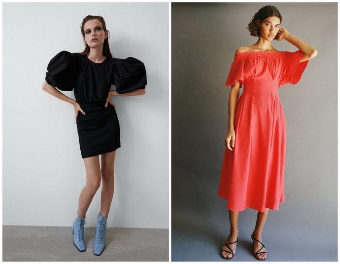 Повседневный наряд: лучшие платья-футболки 2020-2021 года 25