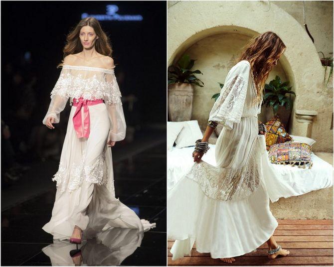 Сукня в стилі бохо: яку обрати в 2021-2022 році 10