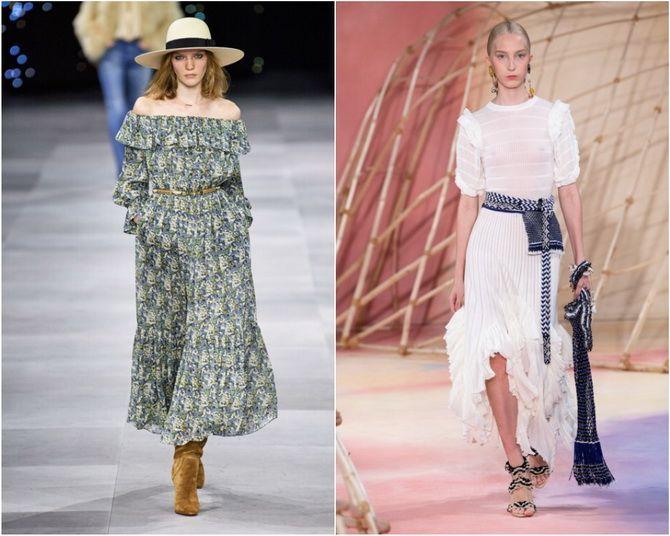 Сукня в стилі бохо: яку обрати в 2021-2022 році 11