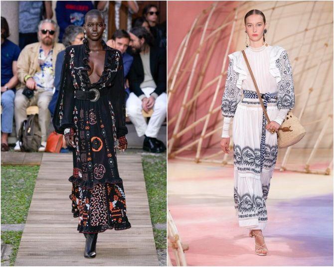 Сукня в стилі бохо: яку обрати в 2021-2022 році 16