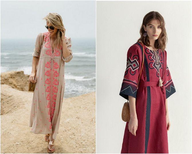 Сукня в стилі бохо: яку обрати в 2021-2022 році 17