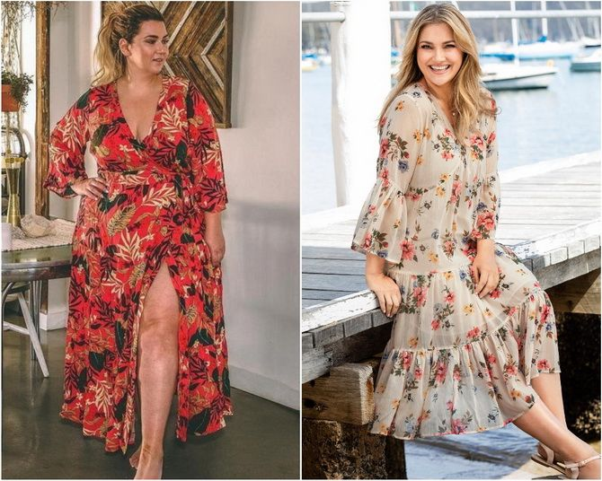 Сукня в стилі бохо: яку обрати в 2021-2022 році 20