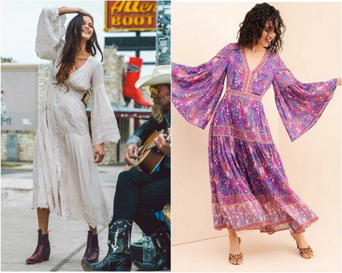 Сукня в стилі бохо: яку обрати в 2021-2022 році 22