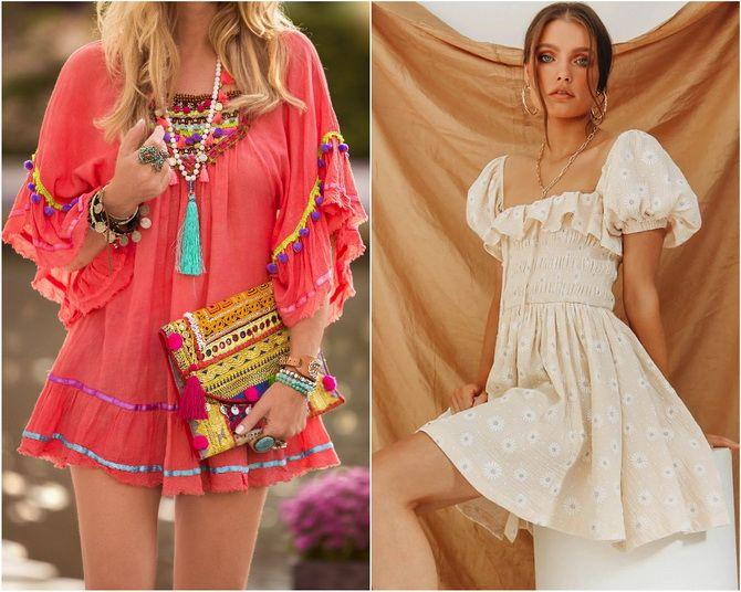 Сукня в стилі бохо: яку обрати в 2021-2022 році 23