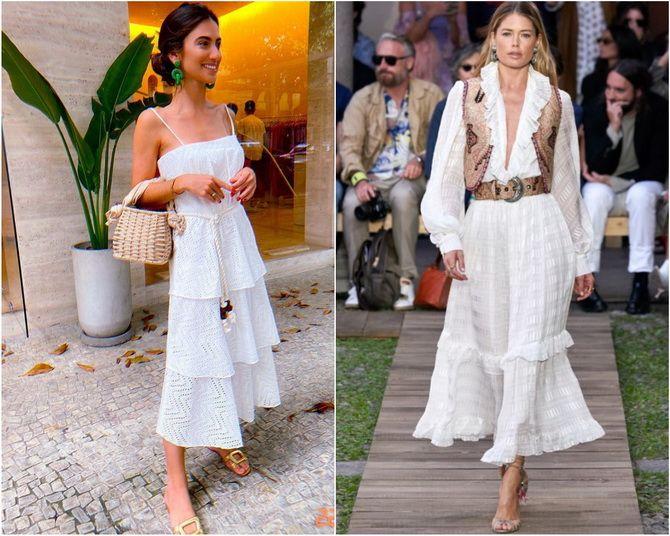 Сукня в стилі бохо: яку обрати в 2021-2022 році 25