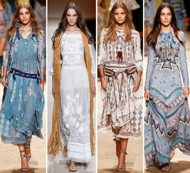 Сукня в стилі бохо: яку обрати в 2021-2022 році 6