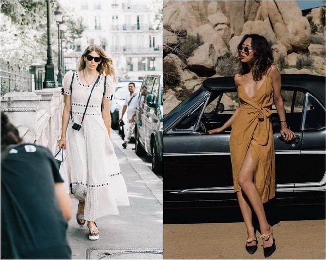 Льняное платье: ТОП-10 моделей 2020-2021 года 11