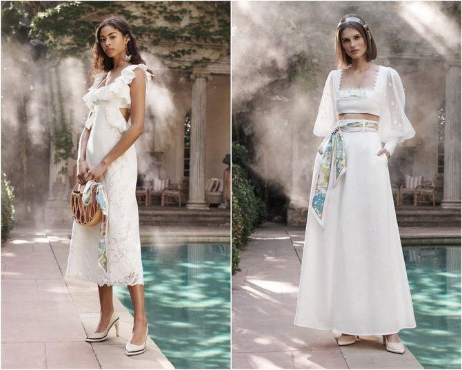 Льняное платье: ТОП-10 моделей 2020-2021 года 26