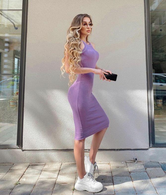 Назад в 90-е или платье-майка возвращается в 2021-2022 году 1