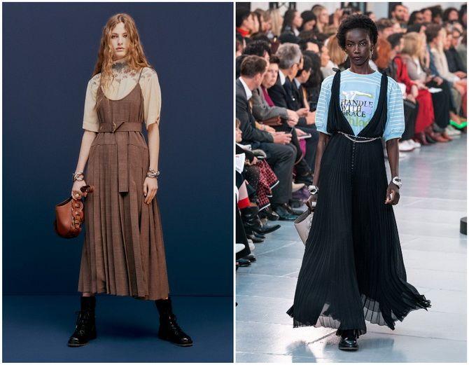 Назад в 90-е или платье-майка возвращается в 2020-2021 году 13
