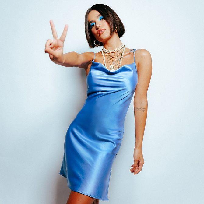 Сукня на бретельках: обираємо кращі силуети 2021-2022 року 2