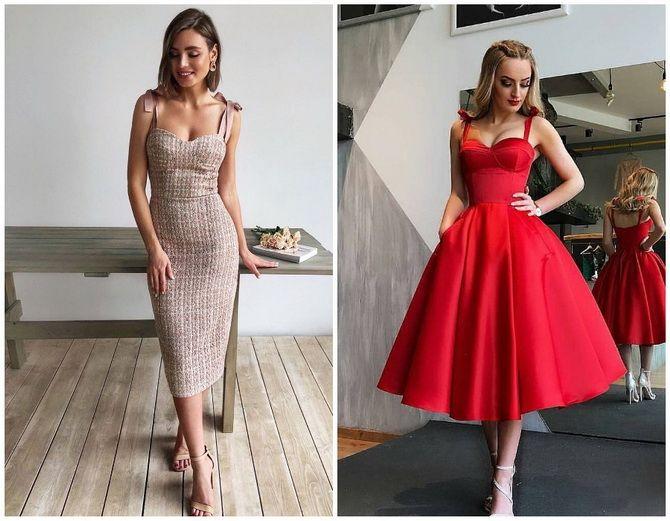 Сукня на бретельках: обираємо кращі силуети 2021-2022 року 29