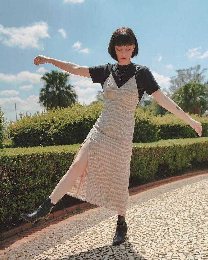 Сукня на бретельках: обираємо кращі силуети 2021-2022 року 38