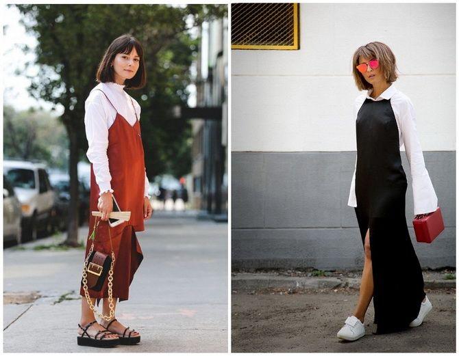 Сукня на бретельках: обираємо кращі силуети 2021-2022 року 39