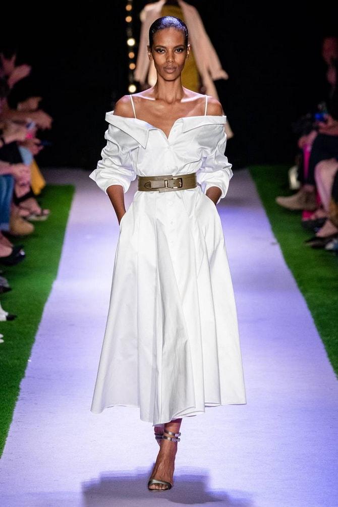 В стиле сафари: как выбрать модное платье 2020-2021 года 14