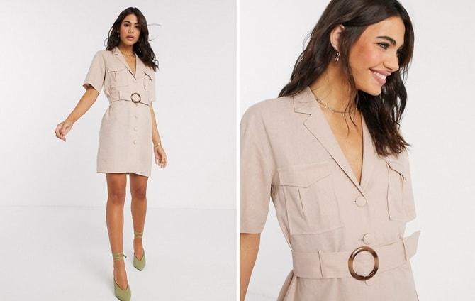 У стилі сафарі: як обрати модну сукню 2021-2022 року 18