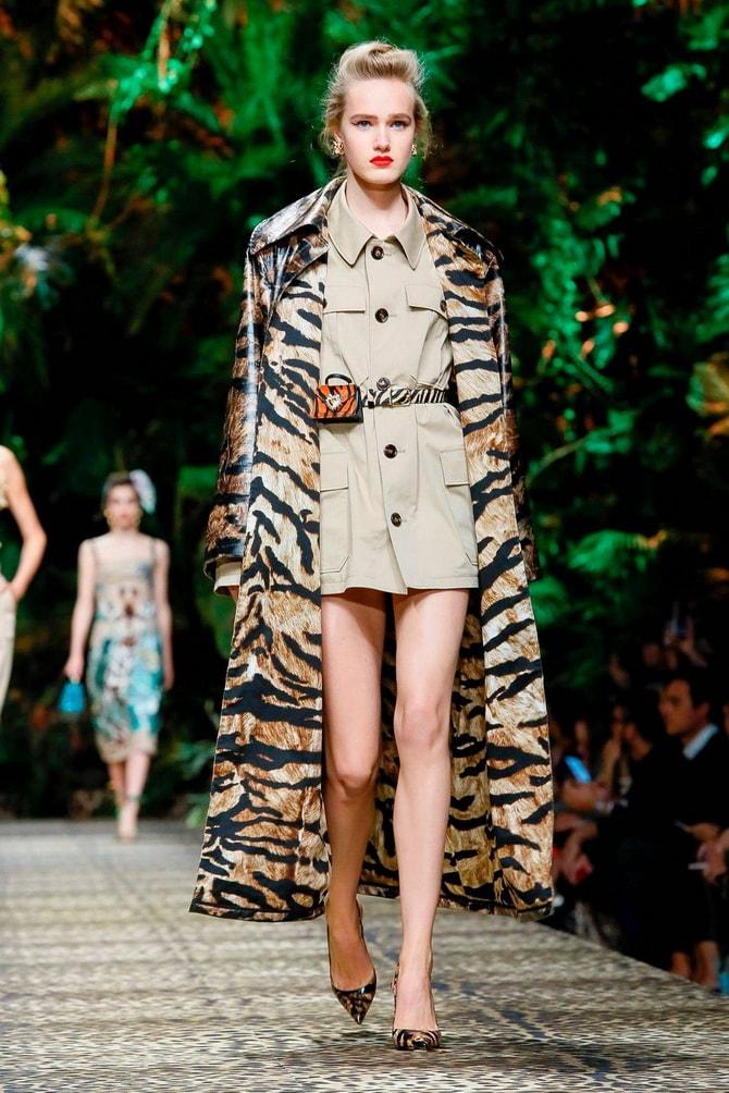 В стиле сафари: как выбрать модное платье 2020-2021 года 19