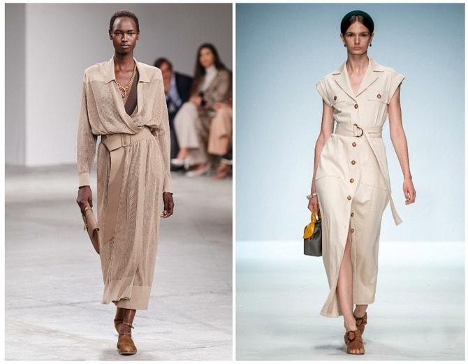 В стиле сафари: как выбрать модное платье 2020-2021 года 21