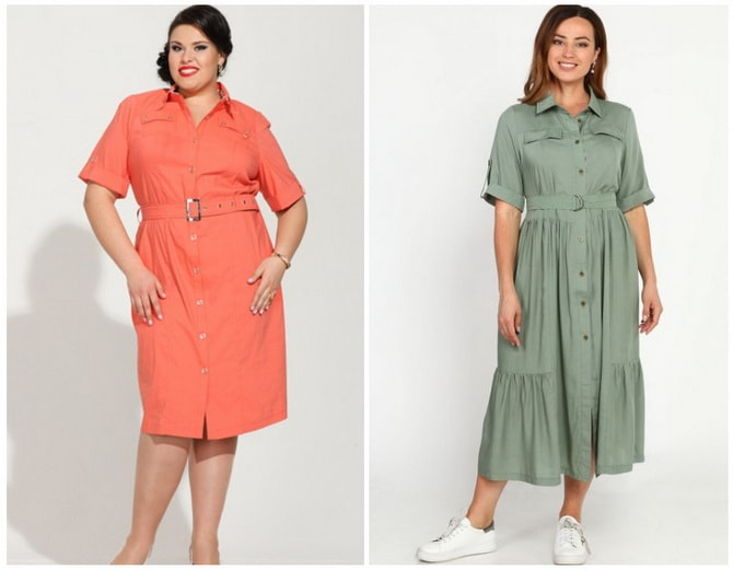 В стиле сафари: как выбрать модное платье 2020-2021 года 27