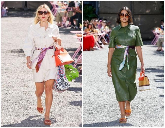 В стиле сафари: как выбрать модное платье 2020-2021 года 31