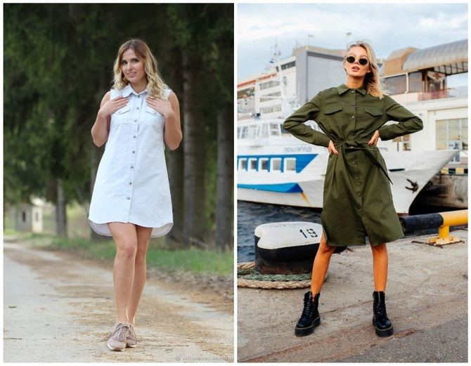 В стиле сафари: как выбрать модное платье 2020-2021 года 32