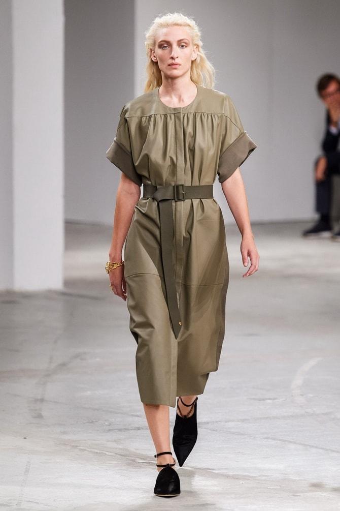 В стиле сафари: как выбрать модное платье 2020-2021 года 7