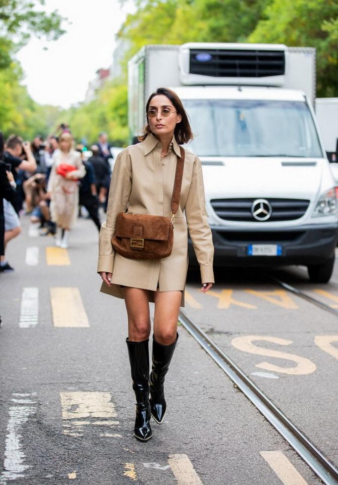 У стилі сафарі: як обрати модну сукню 2021-2022 року 8