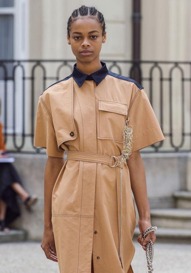 В стиле сафари: как выбрать модное платье 2020-2021 года 9