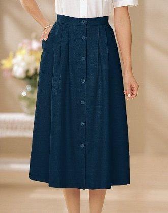 Без ограничений: модные летние юбки для полных женщин 2020 28