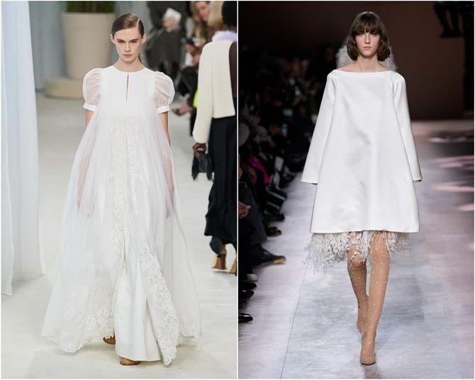 Широкие и роскошные: самые модные расклешенные платья 2021-2022 года 4