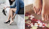 10 простих способів зняти набряки ніг в домашніх умовах